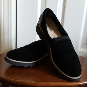 Collection by Clarks, Black Shoes